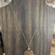 Metrix Jewelry Mini Monstera Necklace