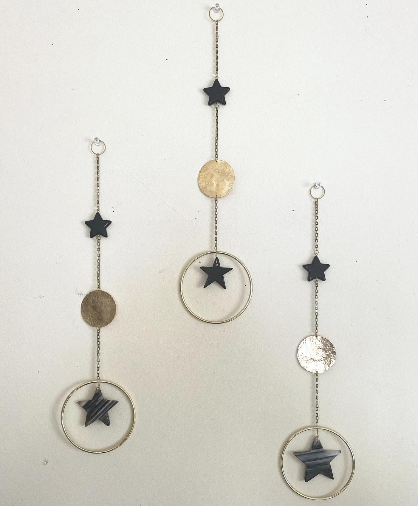 Metrix Jewelry Celestial Star Drop