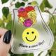 Boss Dotty Nice Day Clear Sticker