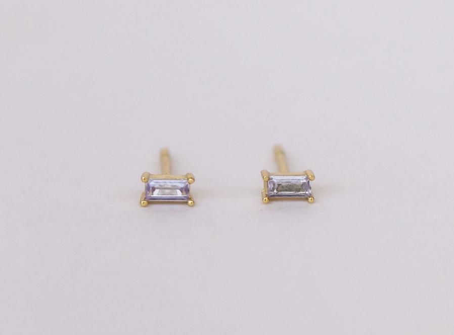 JaxKelly Baguette Ear - Lilac