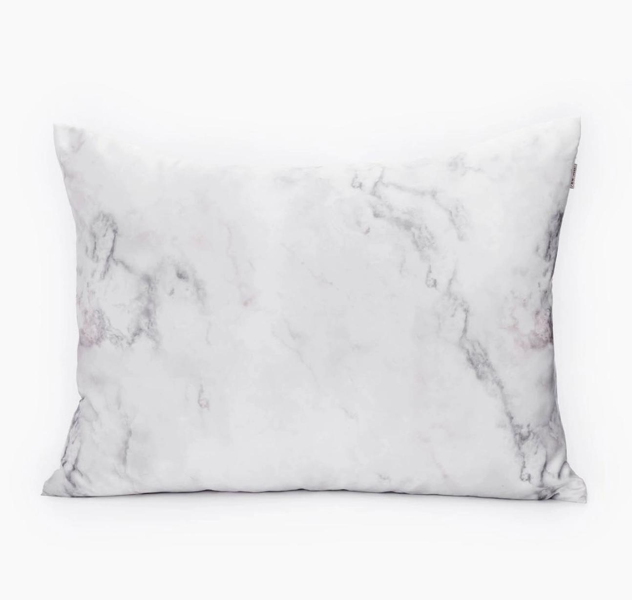 Kitsch Satin Pillowcase - Marble