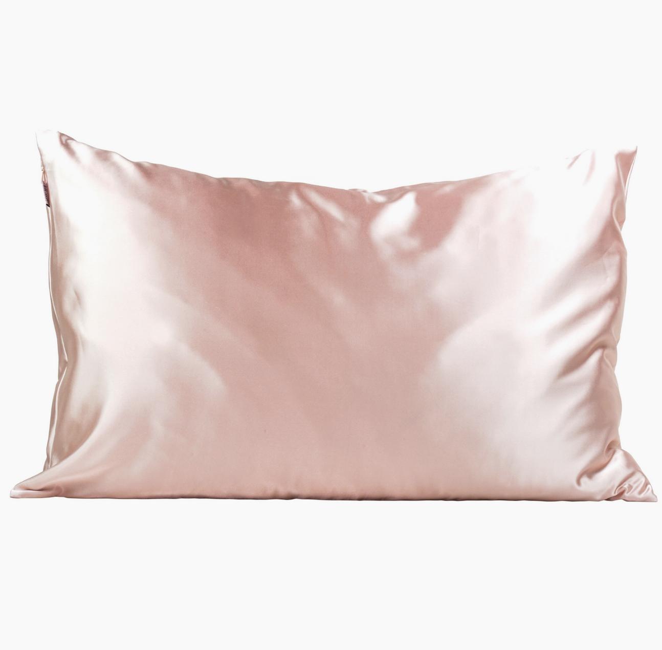 Kitsch Satin Pillowcase - Blush
