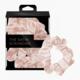 Kitsch Satin Sleep Scrunchies - Blush