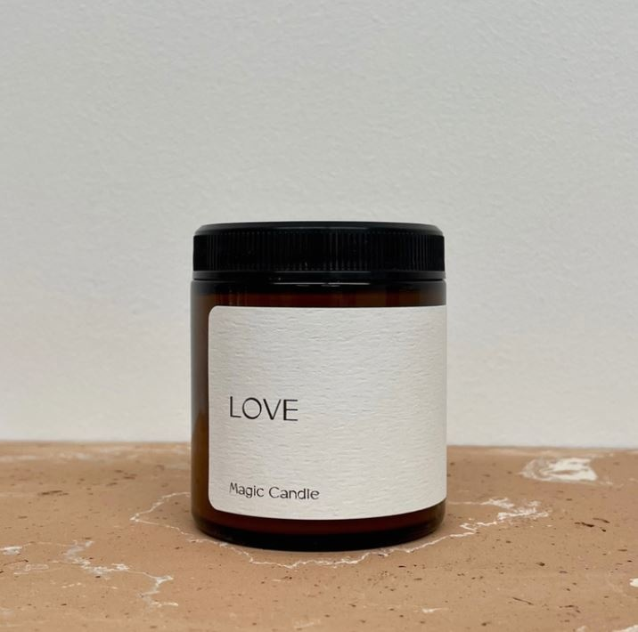 Species by the Thousands Love Magic Candle