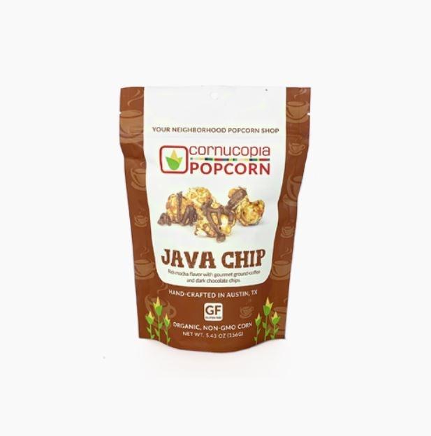 Cornucopia Popcorn Java Chip Popcorn