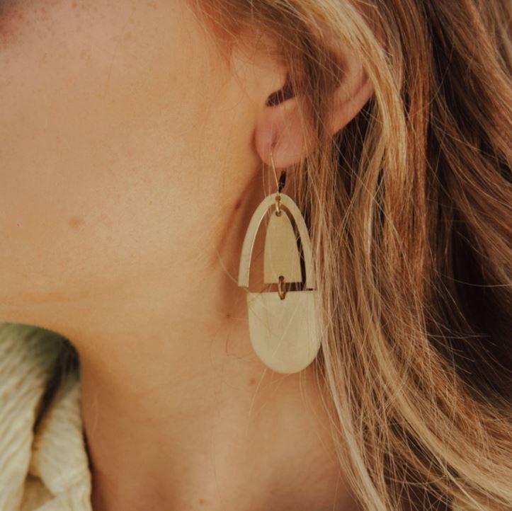 Larissa Loden Cecelia Earrings