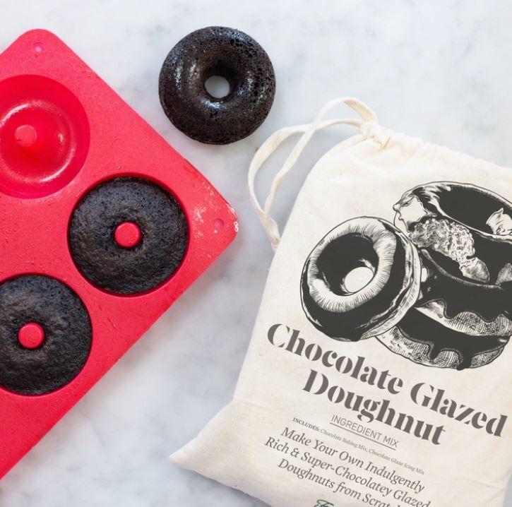 Brooklyn Brew Shop Chocolate Glazed Doughnut Baking Mix