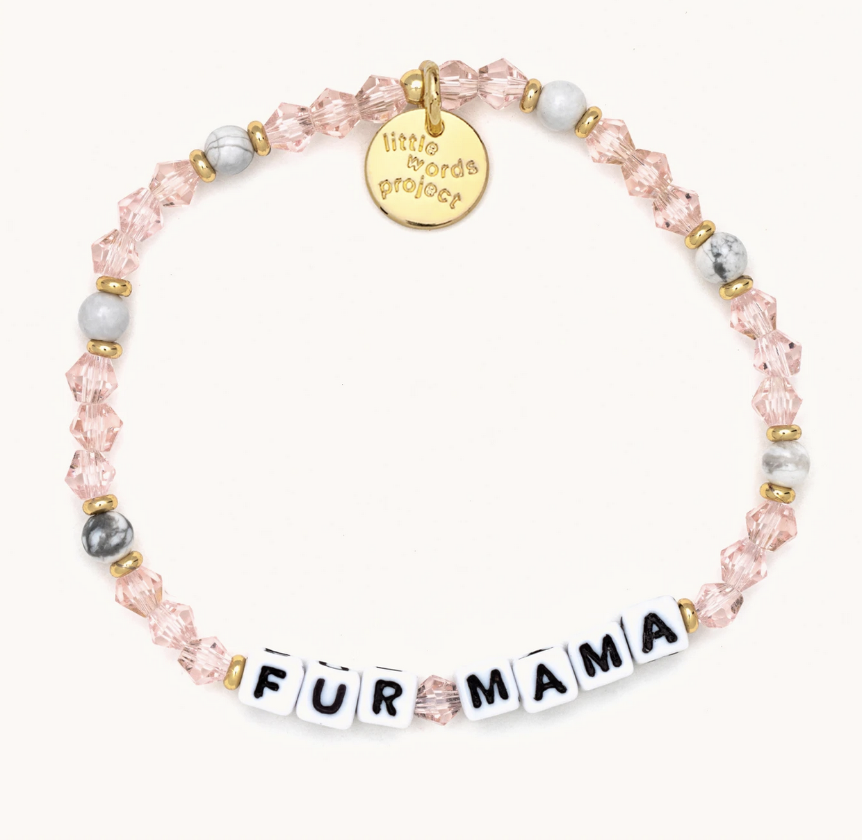 Little Words Project Fur Mama-Tulip-Gold