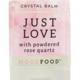 Mood Food Just Love Crystal Balm