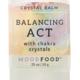 Mood Food Balancing Act Crystal Balm