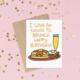 Siyo Boutique Birthday Brunch Card