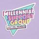 Siyo Boutique Millennial Support Group Vinyl Sticker