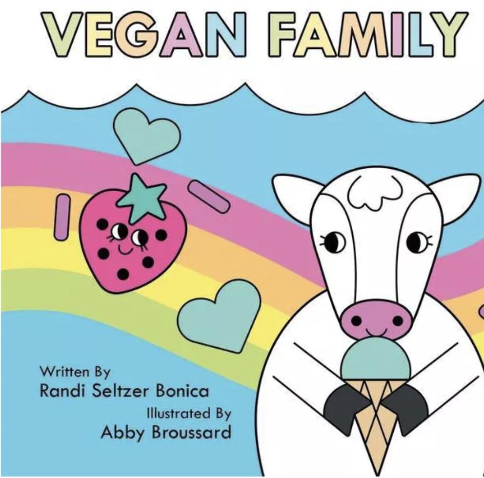 Mad Vegan Books Vegan Family