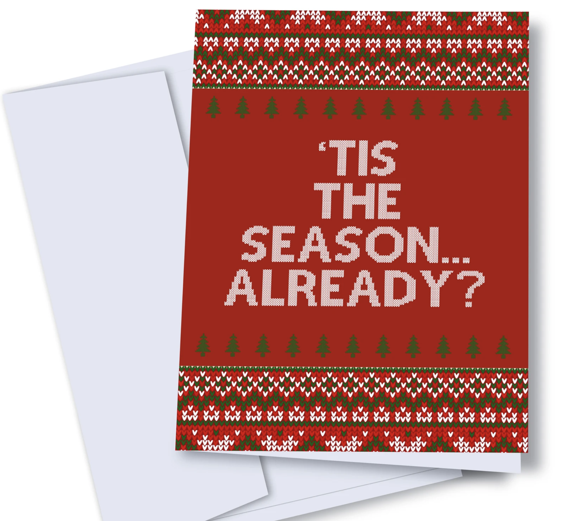 Kaleidadope Tis the Season (Ugly Christmas Card)