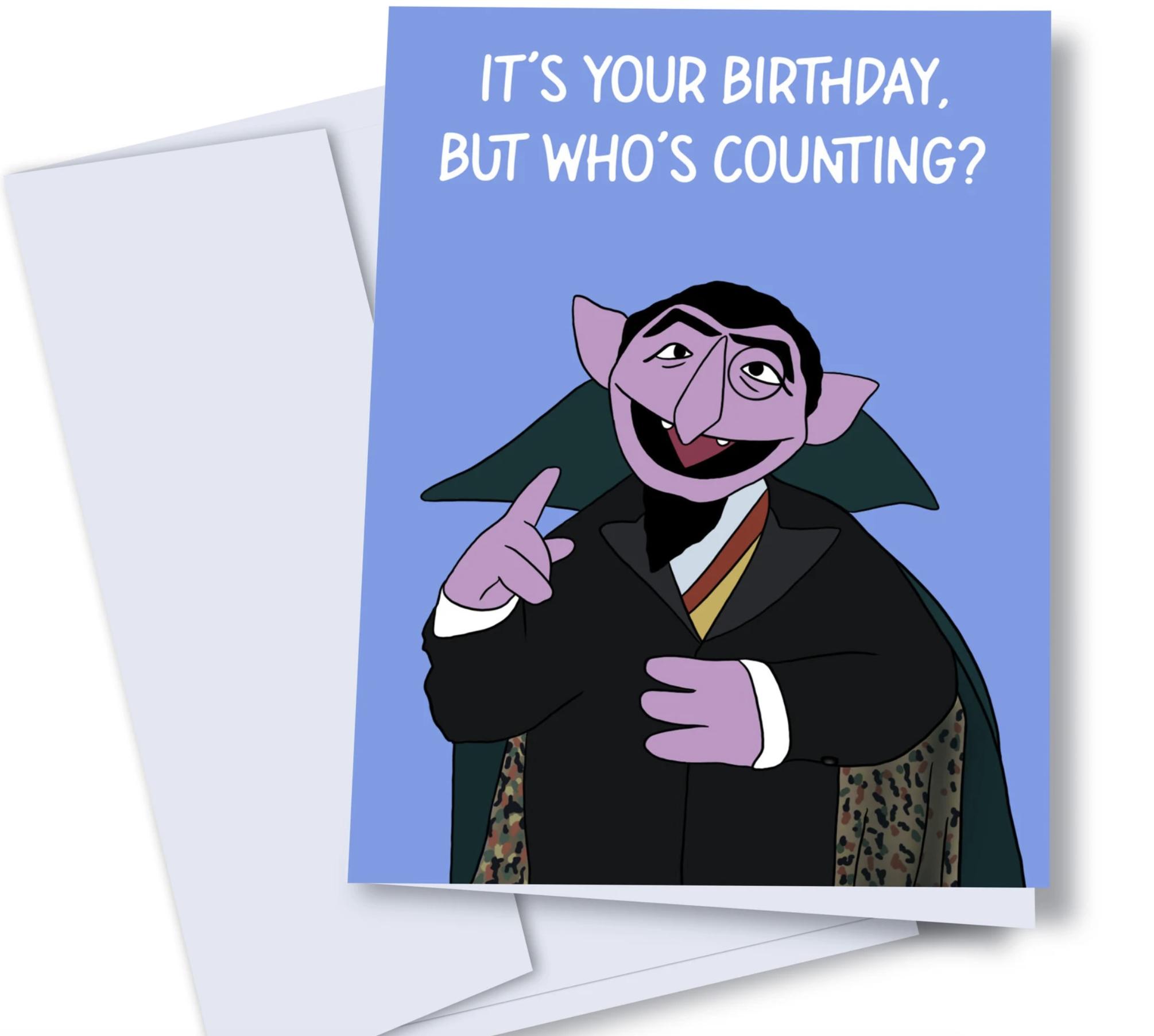 Kaleidadope Stop The Count Birthday