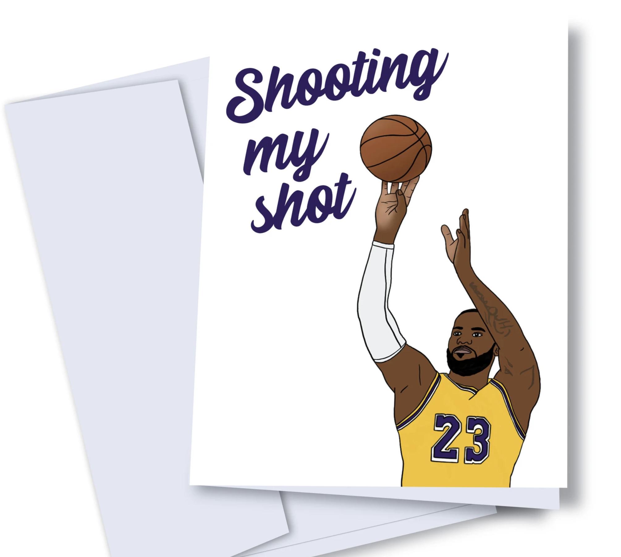 Kaleidadope Shooting My Shot