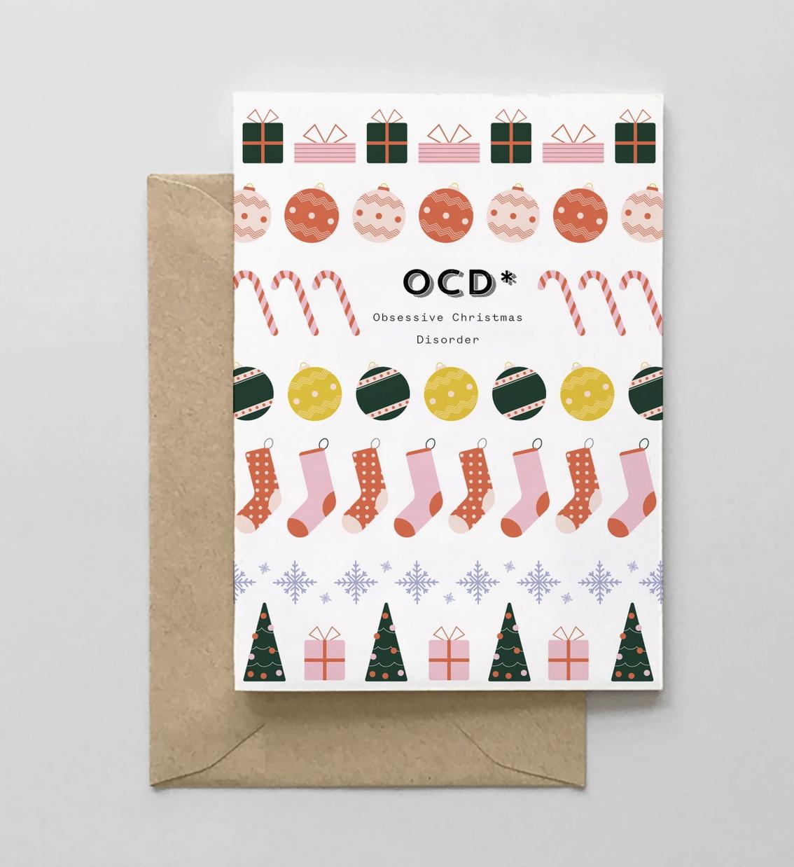 Spaghetti & Meatballs OCD* (Obsessive Christmas Disorder)