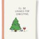 Pop + Paper I'll Be Vaxxed For Christmas