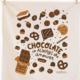 The Neighborgoods Tea Towel- Chocolate