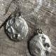 Emilie Shapiro Crescent Earring Silver