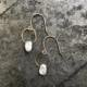Emilie Shapiro Birthstone Earring-June(Pearl)