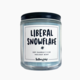 Brittany Paige Liberal Snowflake Candle