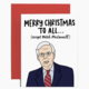 Brittany Paige Mitch McConnell Christmas Card