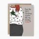 Unblushing Ugly Sweater Card
