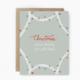 Unblushing Tinsel Card