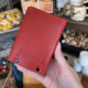 Cruger Co Queens is Forever Bifold Wallet - Red