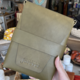Cruger Co Leather Crossbody - Green Queens is Forever
