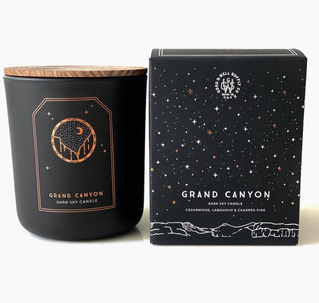 Good & Well Supply Dark Sky Park Collection - Grand Canyon