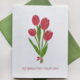 Steel Petal Press Brighten Day Tulips