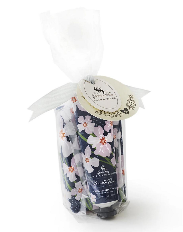 Soap & Paper Factory Vanilla Fleur Hand Cream & Soap Gift Set