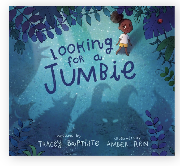 Harper Collins Looking for Jumbie