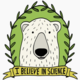 Culture Flock I Believe in Science Sticker