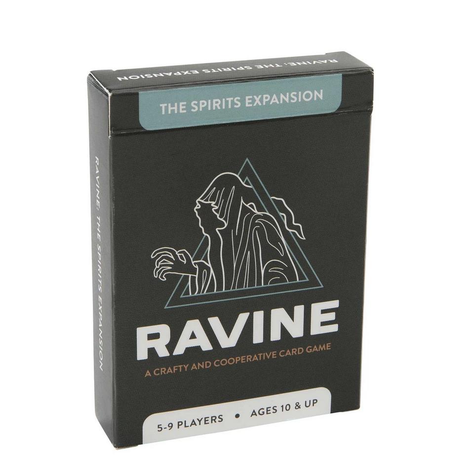 Stellar Factory Ravine Expansion: The Spirits