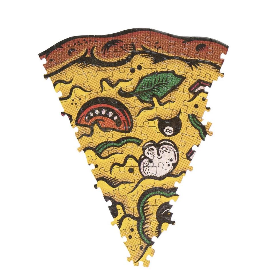 Stellar Factory Pizza Puzzles: Veggie Supreme