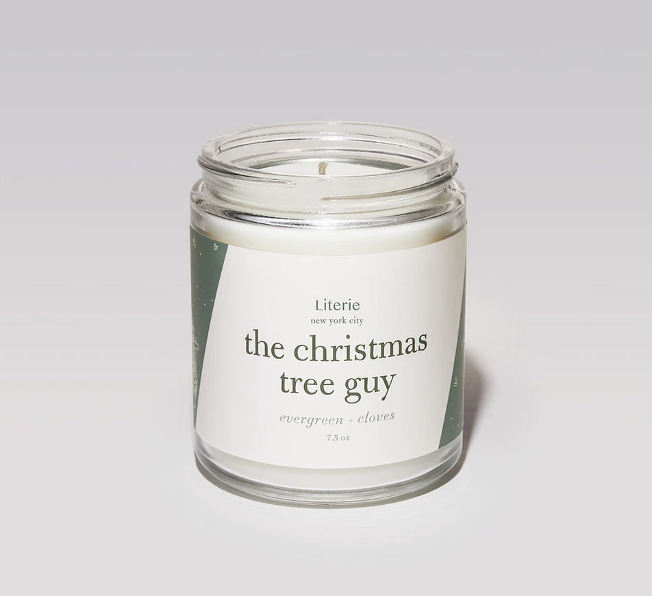 Literie Candles the christmas tree guy