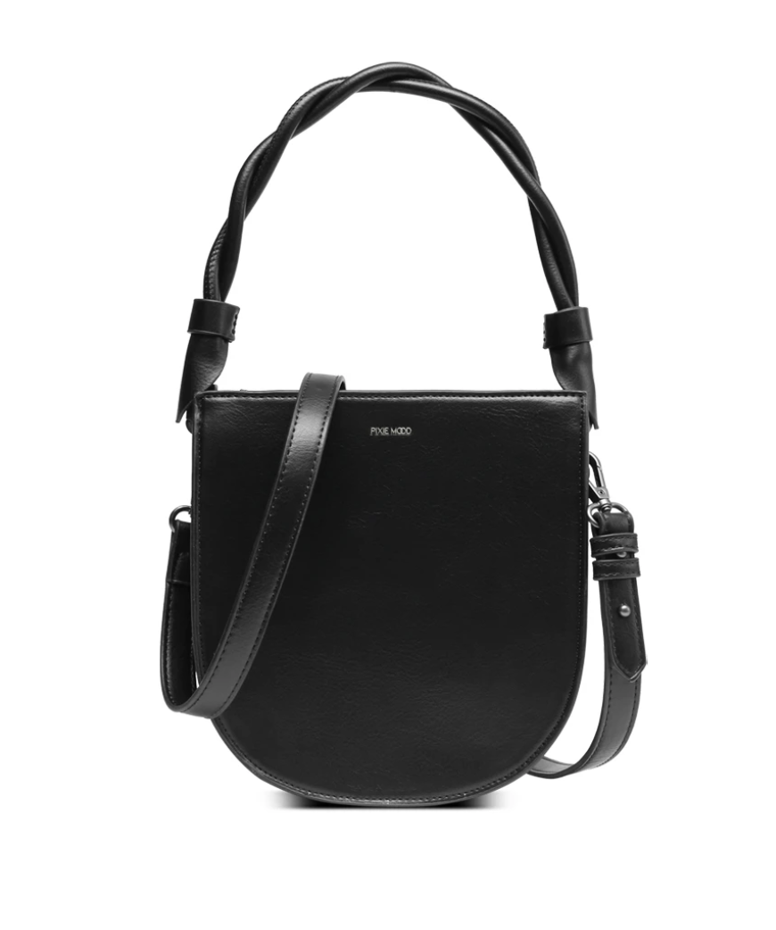 Pixie Mood Tinsley Bag- Black