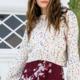En Creme Confetti Sweater-Cream/Multi
