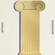 Fiorentina Brass Bookmark - Artemis