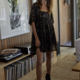 By Together Rosanna Sequin Dress