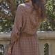 By Together Winnie Plaid Dress