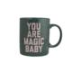 Golden Gems You Are Magic Baby Mug-Green