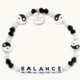 Little Words Project Balance-White-Dalmation
