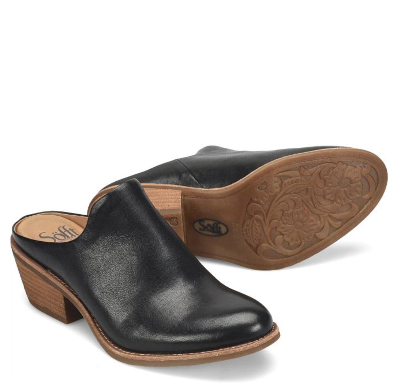 Sofft Shoe Company Ameera-Black