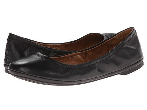 Lucky Brand Lucky Brand Emmie Wide - Black