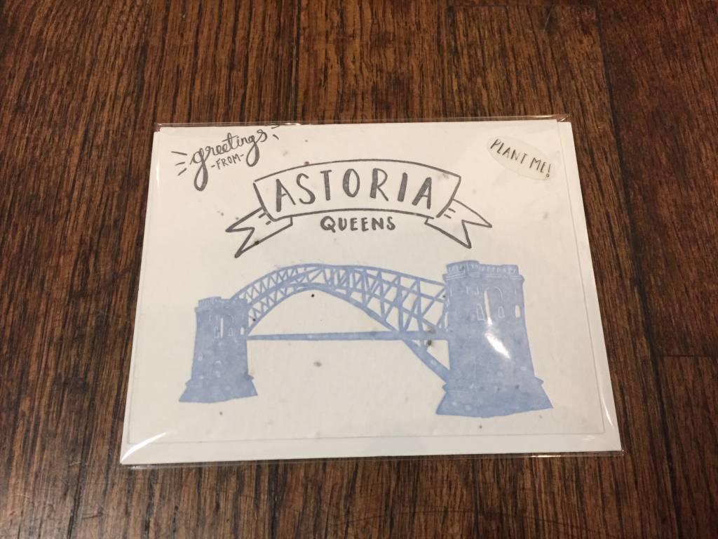 Lovewild Greetings From Astoria