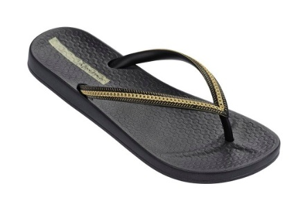 Ipanema Ipanema Ana Metallic II - Black/Gold